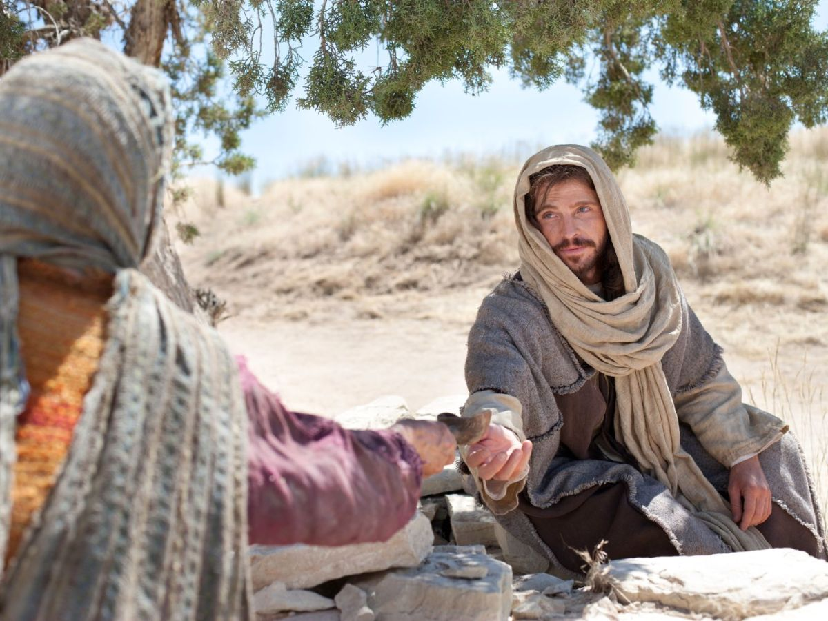 Jesus and the Samaritan Women