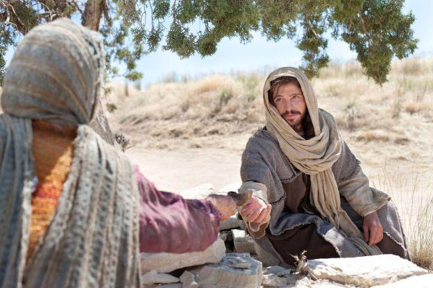 Jesus and the Samaritan Women