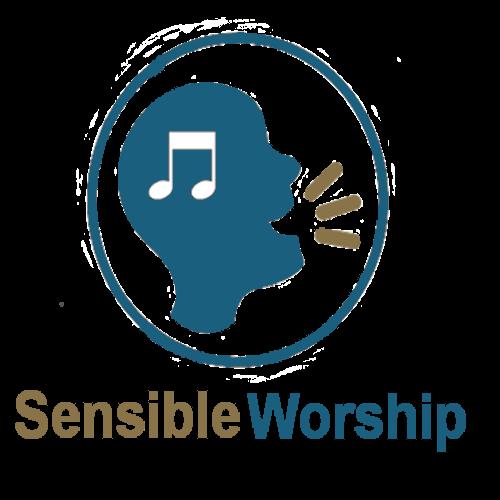 Sensible Worship Logo